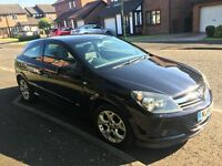 Vauxhall ASTRA, 1.6, Sxi twinport, 3Dr, Black