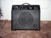 Prime bass amplifier