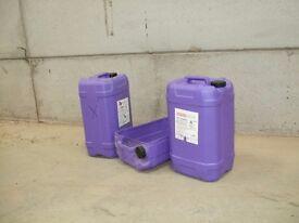 Plastic Barrel/Drum - 25 Litre