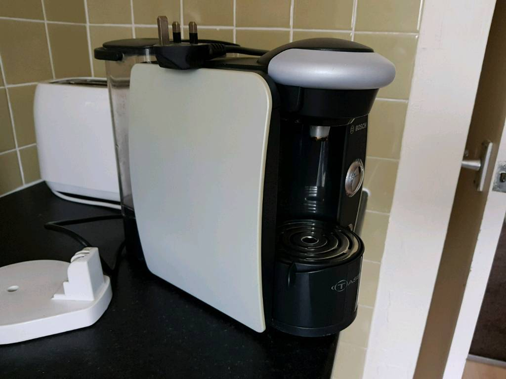 Bosch Tassimo Coffee Machine In Poole Dorset Gumtree