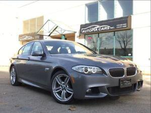 2011 BMW 535i xDrive X Drive/M Sport/Navigation
