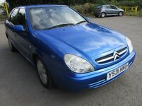 2001 Y CITROEN XSARA 1.4 LX 5 DOOR HATCHBACK FULL MOT LOW 62K 2 OWNERS LOVELY DRIVE PX SWAPS