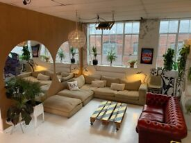 Double Spacious Room in Seven Sisters Warehouse, available 15th November