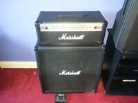 BRAND NEW MARSHALL HALF STACK (GUITAR AMP)