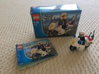 LEGO City 7235: Police Motorcycle