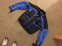 Frank Thomas motor bike jacket size small