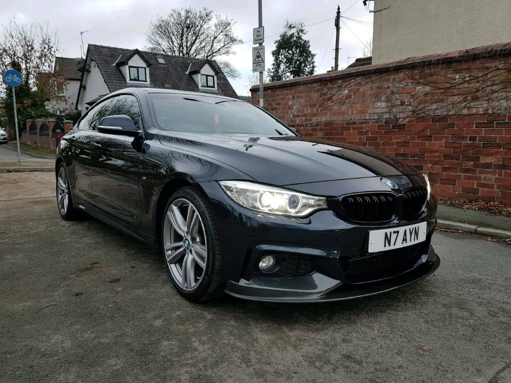 bmw 420d gran coupe m sport in prestwich manchester. Black Bedroom Furniture Sets. Home Design Ideas