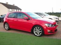 2014 VOLKSWAGEN GOLF GT TDI BLUEMOTION TECH.**40000** MILES