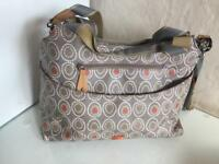 Baby changing bag nappy bag