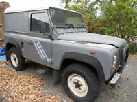 LandRover Defender 90 J Reg For Sale
