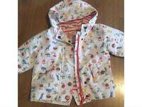 Next girls jacket 6-9 months