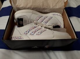 *NEW BRAND* ADIDAS NBA trainers UK size 11.5