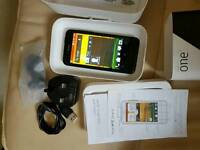 Htc one v mobile phone