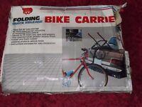 Folding Bike Carrier - part missing.