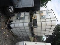 water bowser for sale 1000 litre
