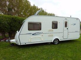 2006 Coachman Amara 520/4 Caravan with motor mover