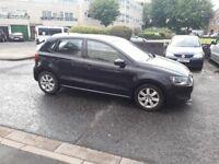 VW POLO 1.2 TDI SE MANUAL DIESEL BLACK