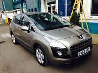 Quick sale of 2010 Peugeot 3008