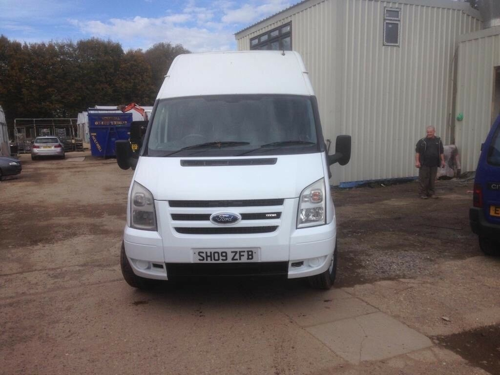 6a9d64f49a Ford transit LWB 2009 good condition Mot October currently taxed and insured