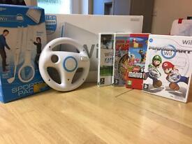 Nintendo Wii starter pack