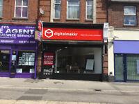 Retail premises to let in Uxbridge Road, Hayes