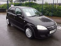 2004 vauxhall corsa 1.2 design part ex to clear long MOT good runner ideal first car or runabout