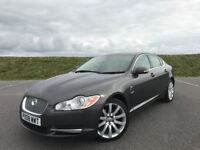 STUNNING 2008 LOW MILEAGE JAGUAR XF 2.7 PREMIUM LUXURY WITH FULL SERVICE HISTORY AND LONG MOT!