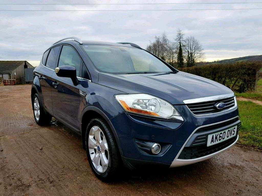 ford kuga 2010 2 0 tdci titanium 4x4 awd in ross on wye. Black Bedroom Furniture Sets. Home Design Ideas