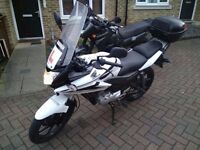2012 Honda CBF125 Fully serviced for sale. 12months MOT. New pads&battery. 2 cans of Chain spray