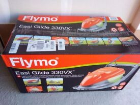 New Flymo Easi Glide 330VX Electric Hover Collect Lawn Mower, 1400 W