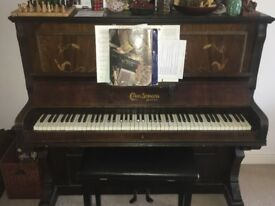 Beautiful Upright Piano - Free