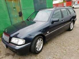 Mercedes e200 estate petrol