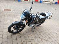 Yamaha YBR 125 Learner Legal Bike