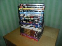 joblot of 20 dvd's and complete series