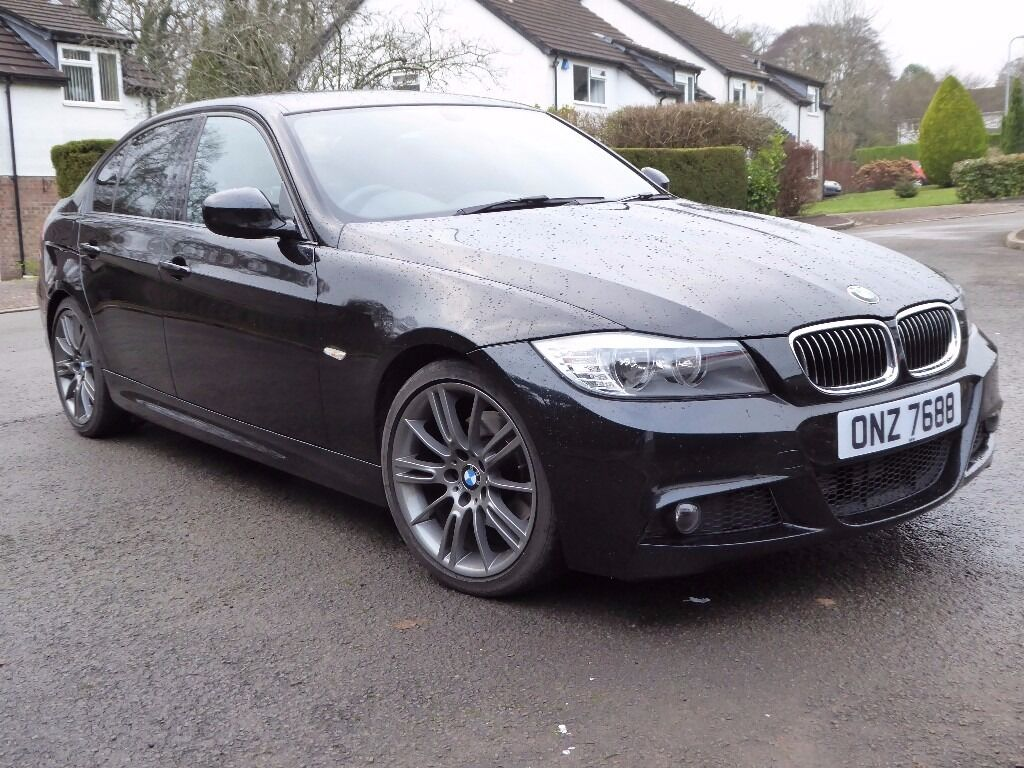 rare bmw 320d m sport plus edition with pro multimedia