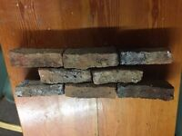 18th century handmade reclaimed brick