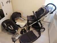Mamas and Papas full travel system
