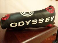 Odyssey blade putter head cover