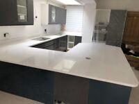 Granite, Marble and Quartz Kitchen worktop