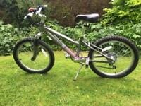 Girls bike - Raleigh Mystique (Age approx. 6 to 9 yrs)