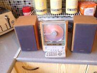 Sony mini hi-fi £15 cash