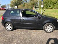 VW GOLF 1,6 FSI SPORT 3 DOOR