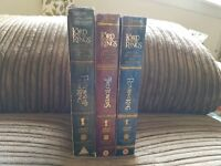 Lord Of The Rings Trilogy Special Extended Editions