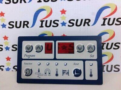 Ussp Dibipack 6084 Shrink Wrapper Controller Panel Circuit Board User Membrane