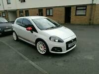 Punto abarth esse swaps recovery truck