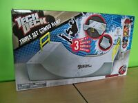 Tech-Deck mini skateboard set.