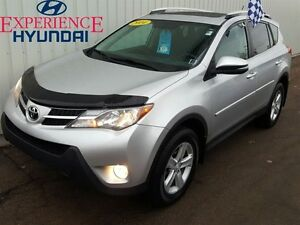 2014 Toyota RAV4 XLE LOADED XLE EDITION WITH LOW KMs  FACTORY WA