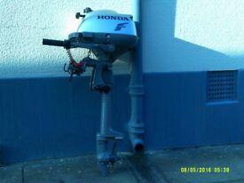honda 2.3 shortshaft outboard