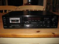 Cassette Deck DENON DRM 22 3-Head Hi-Fi Tape Recorder