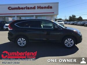 2012 Honda CR-V EX  - one Owner - ex-Lease